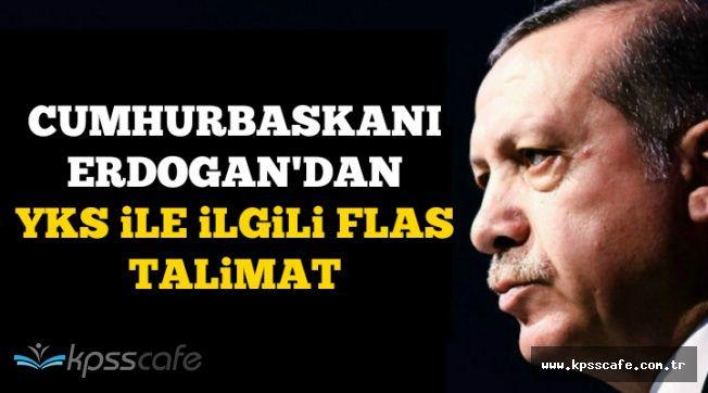 Erdoğan'dan Flaş YSK Talimatı: Gençlerimizi Mağdur Etmeyelim