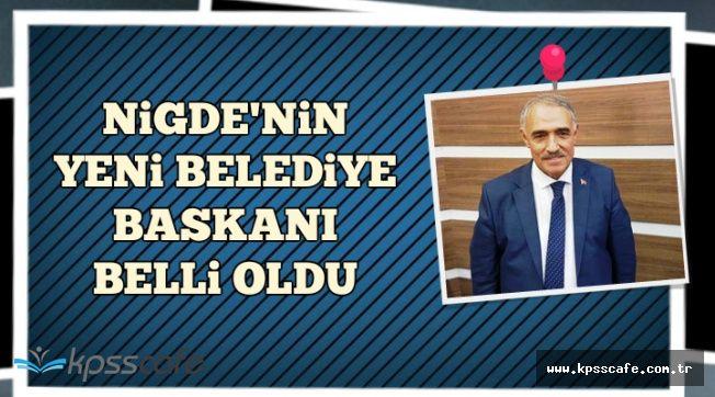 Niğde'nin Yeni Başkanı Rifat Özkan Oldu (Rifat Özkan Kimdir , Nerelidir?)