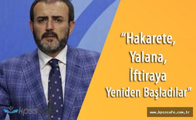 Kılıçdaroğlu 'Hainler Devleti Yönetemez' Demişti! AK Parti'den Sert Yanıt