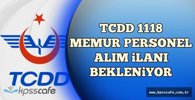 Ekim Ayında Gelecek Denilen TCDD 1118 Personel Alım İlanı Neden Halen Yayımlanmadı?