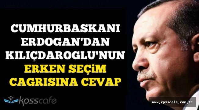 """Cumhurbaşkanı Erdoğan: """"Türkiye'de Ana Muhalefet Yok Biliyor Musunuz?"""""""