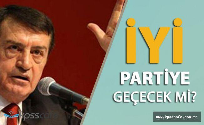Osman Pamukoğlu İYİ Parti'ye Geçecek Mi? İYİ Parti'den Açıklama Geldi