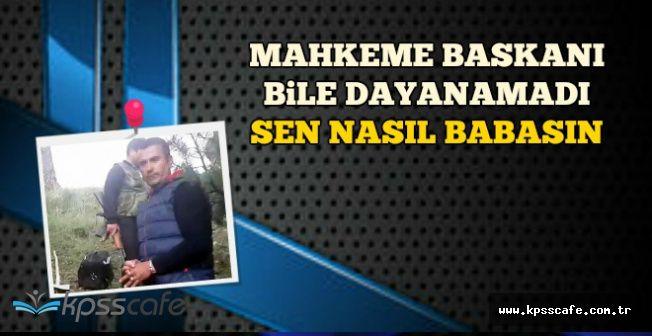 Erzurum'da Tüyler Ürperten Olay: Böyle Baba mı Olur?