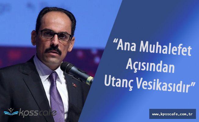 Cumhurbaşkanlığı , Erdoğan'a 'Faşist, Diktatör' diyen Tezcan'a Dava Açacak
