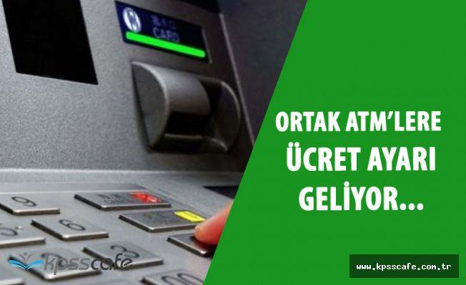 2018 Yılından İtibaren ATM İşlem Ücretlerine Yeni Ayar Geliyor