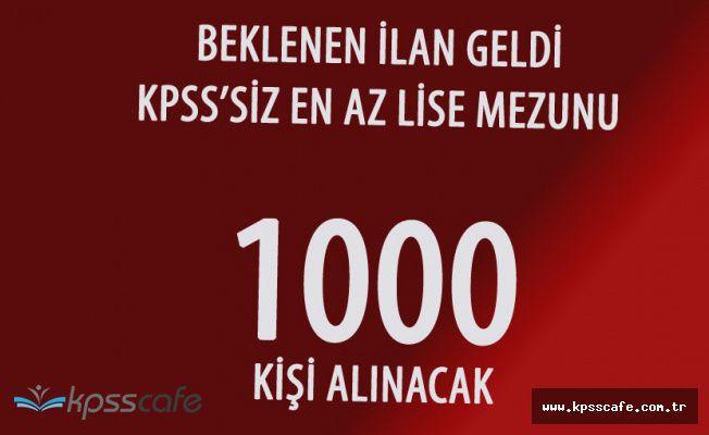Ankara Valiliği En Az Lise Mezunu 1000 Bekçi Alımı Yapacak