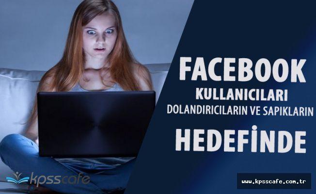 Facebook Kullanıcılarını Korkutan Haber! Mesajlaştığınız Kişi Aslında...