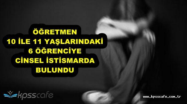 Kayseri'de 6 Kız Öğrenciye Cinsel İstismar: Öğretmenin Cezası Belli Oldu