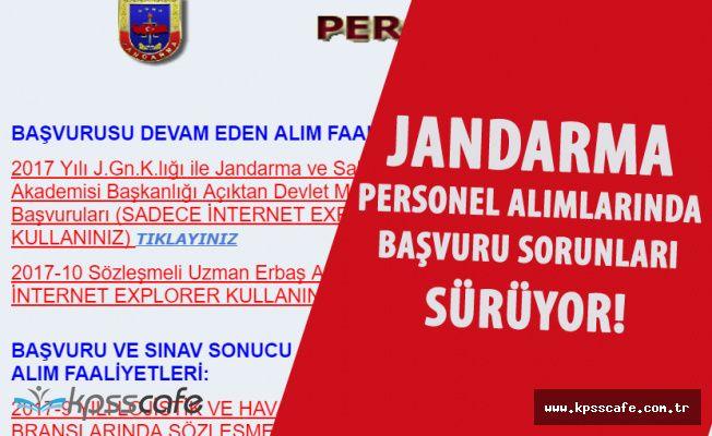 'Jandarma'nın İnternet Sitesi Çağın Gerisinde Mi Kaldı?'