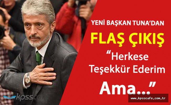 Yeni Ankara Büyükşehir Belediye Başkanı'ndan Flaş Çıkış 'Kaybedecek Zaman Yok'