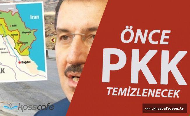 """Gümrük ve Ticaret Bakanı :"""" Önce PKK Temizlenecek"""""""