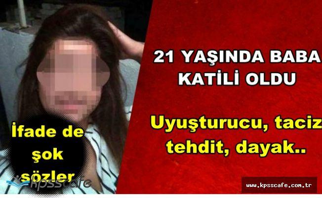 Bursa'da 21 Yaşındaki Kız Babasını Öldürdü: Şok İfade