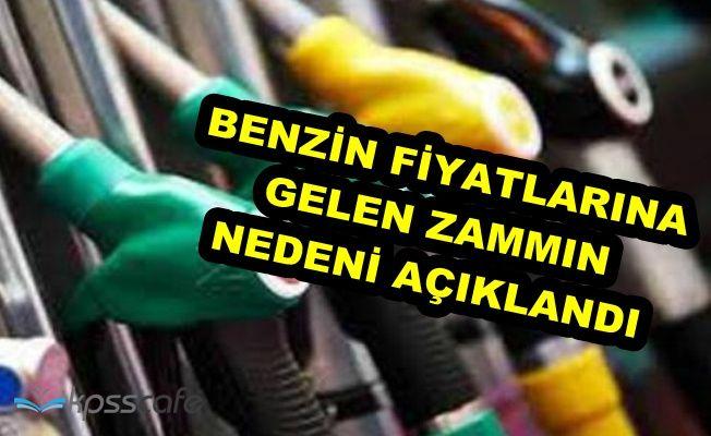 Benzin, Motorin ve Otogaza Gelen Zammın Neden Açıklandı