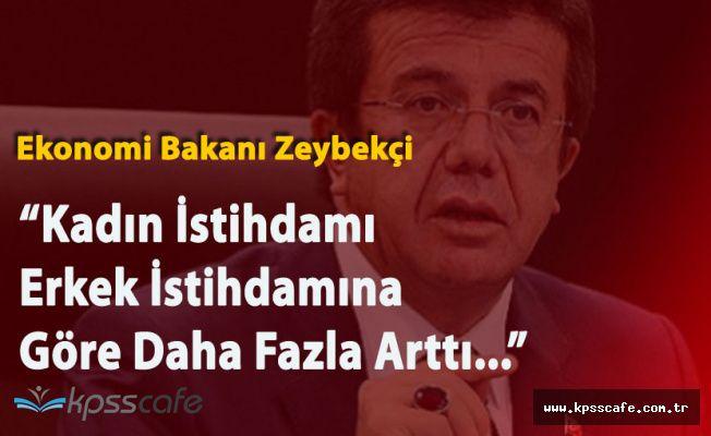 Bakan Zeybekçi'den Kadın Girişimcilere 'Destek' Sözü