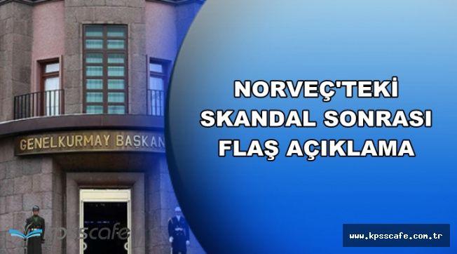 Norveç'teki NATO Skandalı Sonrası Flaş Açıklama (Ne Olmuştu?)