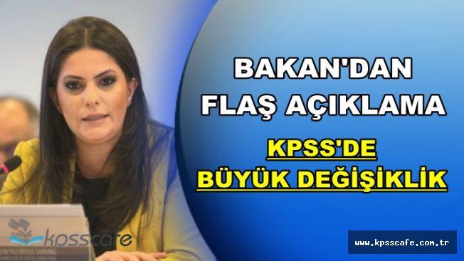 Memur Adayları Dikkat: KPSS'de Büyük Değişiklik Yapılacak
