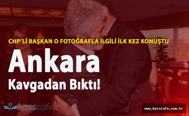 CHP'li Başkan'dan Çok Konuşulan O Fotoğrafla İlgili Açıklama Geldi