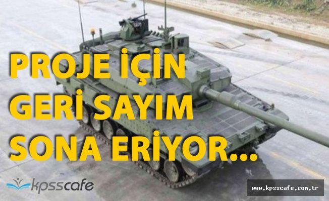 Altay Tankı için Geri Sayım Başladı! İhale Yakında Sonuçlanıyor