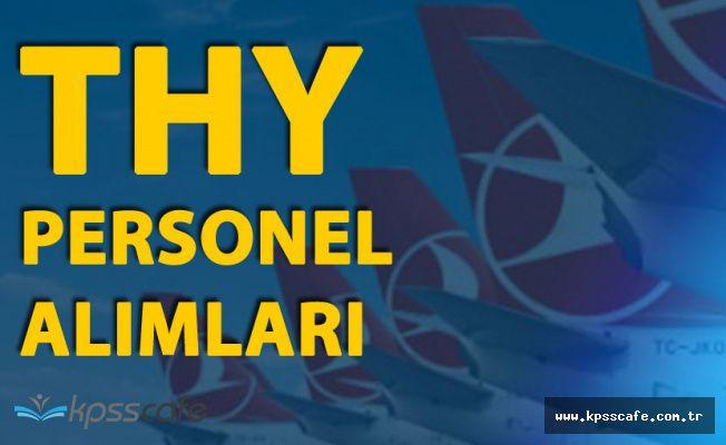 """İlanlar Yayımlandı! Türk Hava Yolları'ndan Yeni İş Fırsatları """"Yüzlerce Kişi Alınacak"""""""