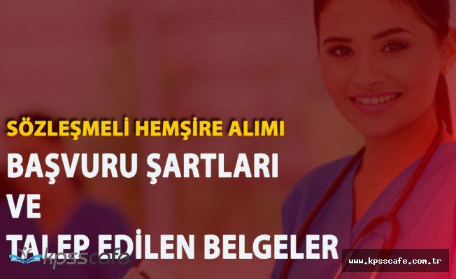 Erciyes Üniversitesi Sözleşmeli Hemşire Alımı Yapacak (KPSS 65 Puan Şart)