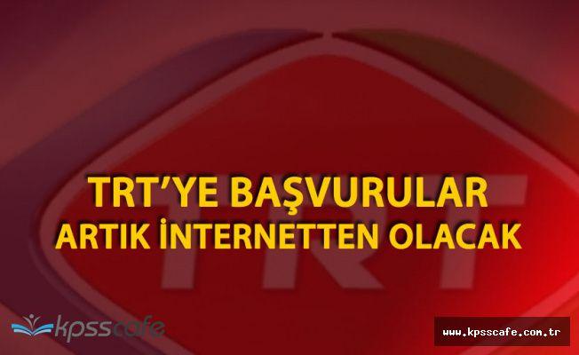 Genel Müdür Açıkladı! TRT Proje Başvurularında Yeni Dönem Başlıyor!