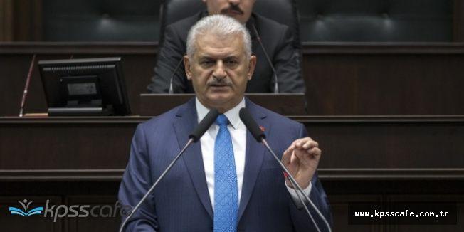 Başbakan'dan Mısır'daki Patlama ile İlgili Flaş Açıklama