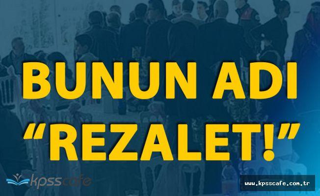 Öğretmenevinde Nişan Töreninde Rezalet '7 Kişi Yaralandı'