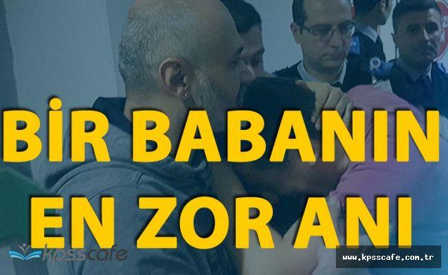 Samsun'da Kahreden Olay! Doktor Üzücü Haberi Sarılarak Verdi!