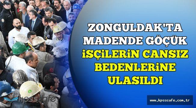 Son Dakika: Zonguldak'ta Madende Göçük: Acı Haberler Geldi
