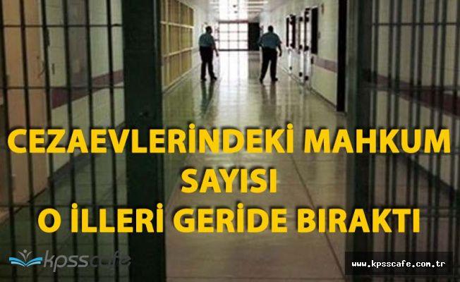Cezaevlerinde Kadın Mahkum Sayısı 5 Katına Çıktı