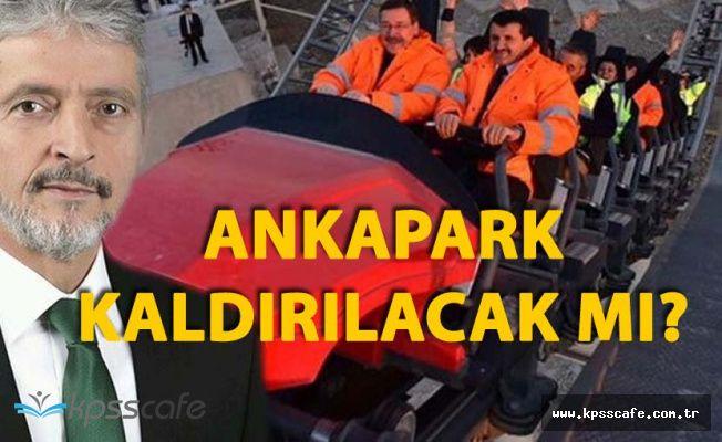 Mustafa Tuna'dan Açıklama Geldi 'Ankapark Projesi İptal Olacak Mı?'