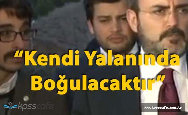 AK Parti'den Kılıçdaroğluna Yanıt 'Yalanında Boğulacak'
