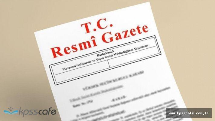 Başbakanlık'a Ait Atama Kararı Resmi Gazete'de