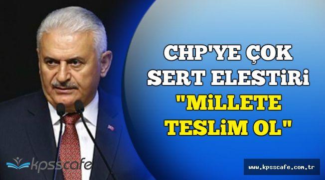 Başbakan'dan Kılıçdaroğlu Hakkında Flaş Açıklamalar