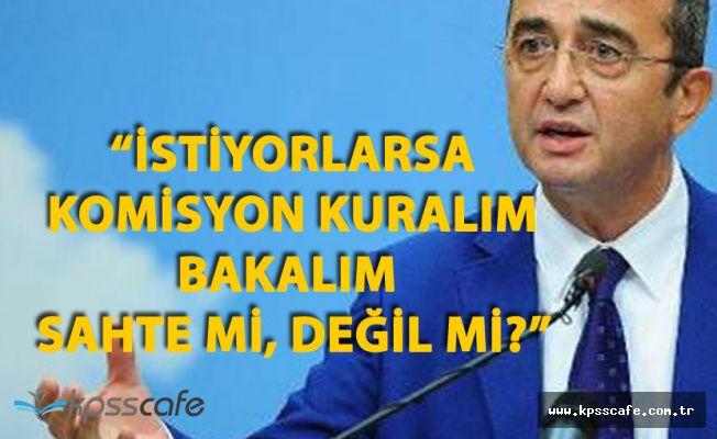 """CHP'li Tezcan """"Cumhurbaşkanı'nın İstifa Etmesini Bekliyoruz"""""""