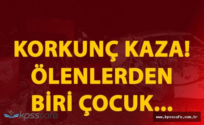 Diyarbakır'da Korkunç Kaza! Ölü ve Yaralılar Var