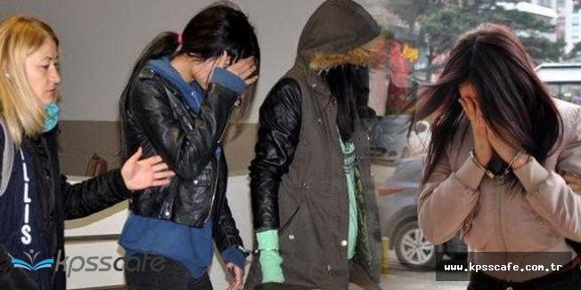 Evlerine Çağırdıkları Kızları Dövmüşlerdi: Mahkeme Kararını Verdi
