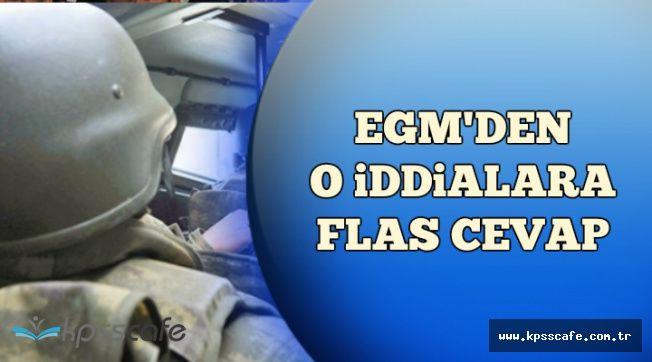 Hakkari'de 4 Kişi Hayatını Kaybetti İddialarına EGM'den Flaş Açıklama