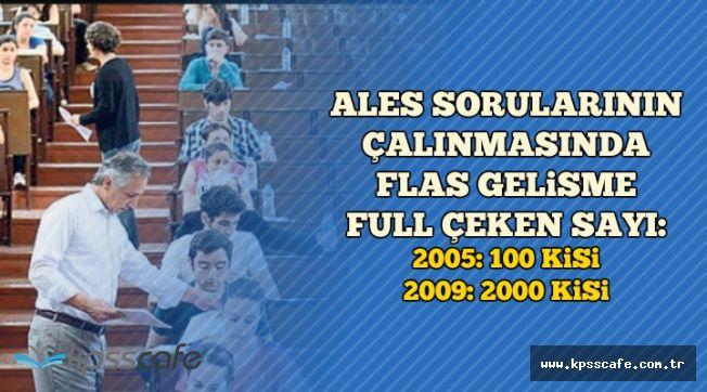 ALES Sorularının Çalınması Soruşturmasında Flaş Gelişme: Yeni Sınav Yapılacak