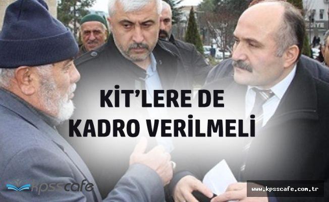 MHP'den Taşeron Kadro Çıkışı! 'İşlem Doğru Fakat KİT'lere de Kadro Verilmeli'