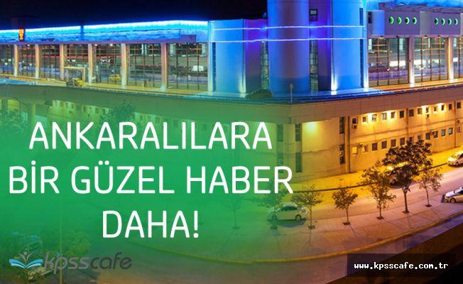 Başkan Tuna Açıkladı! Ankaralılara Bir Güzel Haber Daha!