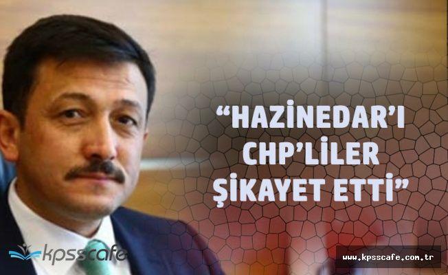 Murat Hazinedar'ı CHP Milletvekilleri Şikayet Etmiş