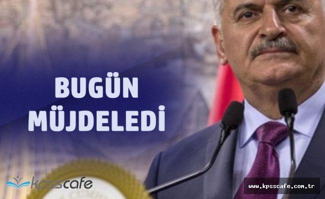 Başbakan Kırşehir'de Müjdeledi! 2018'de İki Büyük Destek