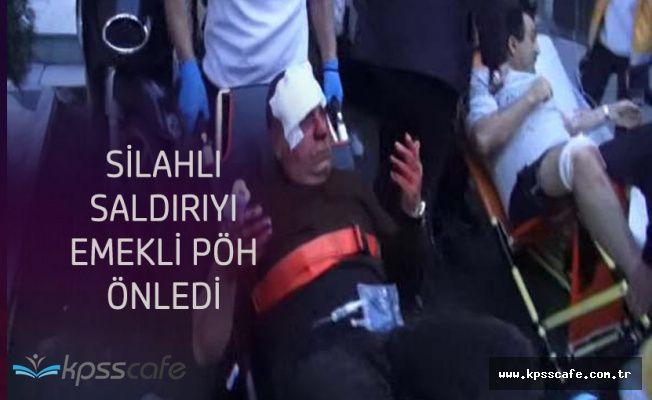 Kadıköy'deki Silahlı Baskını Emekli PÖH Durdurdu