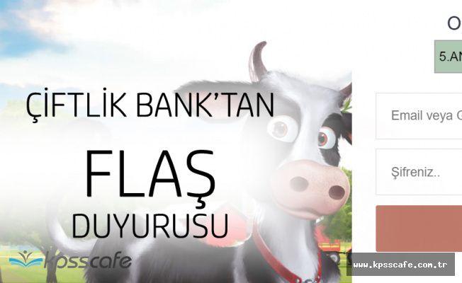 On Binlerce Kişiden Para Toplayan Çiftlik Bank'tan Flaş Duyuru