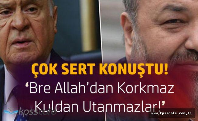 Devlet Bahçeli'den Eliaçık'a Sert 'Kızıl Elma' Yanıtı 'Bre Allah'dan Korkmaz, Utanmazlar'