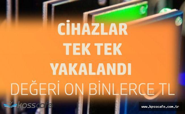 Atatürk Havalimanında Dijital Para Operasyonu
