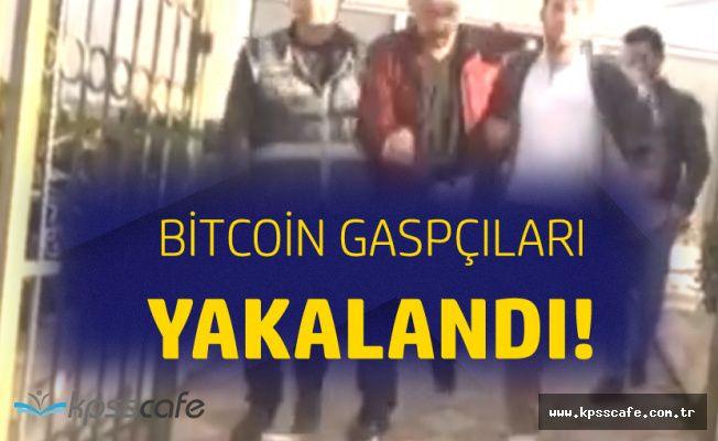 Bitcoin Gaspçıları Yakalandı! 182 Bin Dolarla Alem Yapmışlar