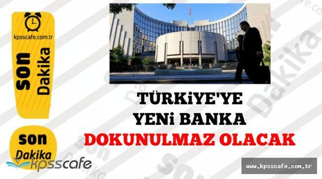 Türkiye'ye Yeni Banka-Teknoloji Bankası (Dokunulmaz Olacak)