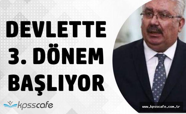 """MHP'den İttifak Açıklaması """"Cumhuriyet Tarihinde Yeni Dönem Başlıyor"""""""